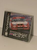 SPORTS CAR GT - PLAYSTATION PS1 - COMPLETE. Tested Working!!