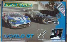 Scalextric C1403 Set mundo GT Racing Carrera De App Control Arcair