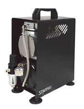 Sparmax Professional Mini Piston Airbrush Compressor TC-610H (2.5 litre)