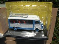 ELIGOR 1/43 CITROEN H HY BUS Vitré CHASSIS LONG AUTOCAR NAVETTE 1962  !