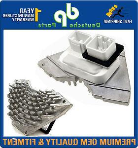 Volvo S60 S80 V70 XC70 XC90 OEM QUALITY AC Heater Blower Motor Resistor 8693262