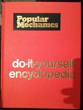 1982 POPULAR MECHANICS DO-IT-YOURSELF ENCYCLOPEDIA V. 15