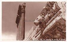 LEBANON - Baalbeck - Les six colonnes du Temple de Jupiter - Photo Postcard 2