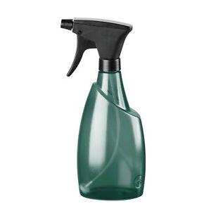 Emsa Blumensprüher Sprühflasche FUCHSIA RAUCHGLAS Kunststoff Rauchgrün 700 ml