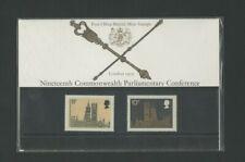 GB Stamps:1973 PARLIAMENT PRESENTATION PACK No.54  SG 939 - 940 MNH