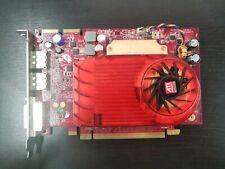 HP ATI Radeon HD 3650 102-B38101 PCI Graphics Video Card Full Profile Display x2