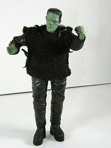 Universal Monsters Son Of Frankenstein Boris Karloff Series 4 Figure Sideshow