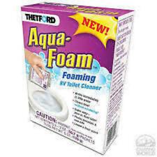 Portable RV Toilet Cleaner Thetford Aqua-Foam Hygiene Cleanser Caravan Camping