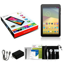 """7"""" Inch Quad Core Tablet PC Android 5.1 Bundled with Keyboard Case"""