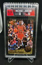 1992-93 Fleer Ultra award winner Michael Jordan #1 HGA 9 MINT