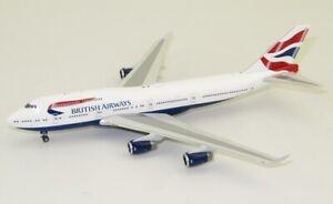 British Airways Boeing 747-400 G-BYGG Phoenix Models 1:400 04355