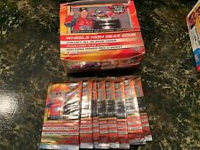 2006 WHEELS HIGH GEAR NASCAR Racing FULL 20 COUNT Hobby Box + 8 extra packs