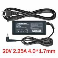 SLLEA AC//DC Adapter for HP Pavilion D8X43UA#ABA D8X43UA Laptop Charger Power Supply