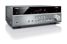 Yamaha RX-V585 AV Receiver Titanium 7.2 channel Home Cinema Amp Spotify Alexa