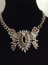 $295 Givenchy St. Claire Marquise Necklace  211B