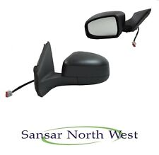 Ford Mondeo Passenger Electric Heated Door Mirror Paintable N/S LEFT 07-11