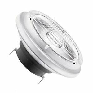Philips AR111 LED Narrow Flood Light Bulb GX53 Base, 3000K, 75 Watt, 780 Lumens