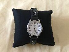 NWT Authentic Coach 14502257 Delancey Women's Quartz Watch With Coach box