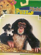 Monkey Foam Jigsaw Puzzle Mobile Age 5+  NEW