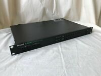 Roland A-880 8 IN/8 OUT MIDI PATCHER / MIXER Midi PatchBay Rack Unit
