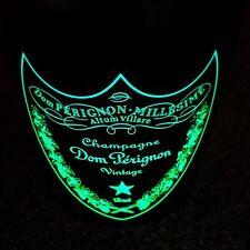 Bottiglia DOM PERIGNON Brut luminoso Vintage Champagne Luminous vuota 75 cl
