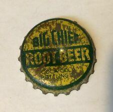 Vintage ENJOY BRUNSWICK CHOCOLATE Soda Bottle Caps Crown bottle Cap Madawaska ME