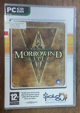 The Elder Scrolls III: Morrowind (PC CD-ROM) UK IMPORT