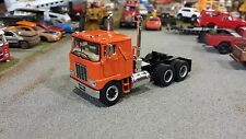1/64 ORANGE 30036 TOP SHELF REPLICAS TSR MACK F 700 CABOVER SEMI CAB TRUCK DCP