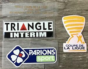 2017 Paris Armband LA LIGUE TRINGLE PARIONS  French Carling Cup Badge Patch