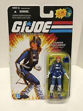 Scarlett 25th Anniversary G.I. Joe / Cobra figure 2008 GI Joe Counter Intelligen