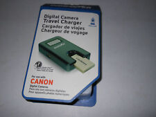 Digipower Travel Charger for USB and Canon Camera Batteries  TC-55C
