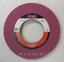 "Surface Grinding Wheel 12""x1-1/2""x5"" T-5 Premium Pink Aluminum Oxide"
