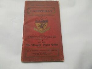 A Vintage Borough Guide To CAERPHILLY has 56 pages