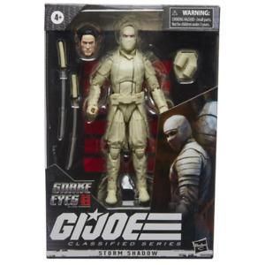 G.I. Joe Classified Series 6-Inch Snake Eyes: G.I. Joe Origins Storm Shadow