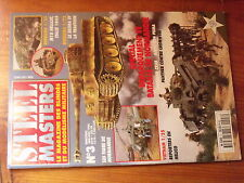 $$z Revue Steel Masters N°3 Tigre Normandie  Reporters helico  Debarquement  M18