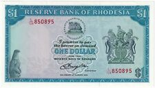More details for 1979 | rhodesia one dollar banknote | banknotes | km coins