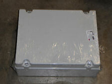 Adaptaptable Junction Box 380 x 300 x 120 mm smooth walls IP66 weatherproof