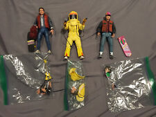 Neca Back To The Future Marty Mcfly Lot Free Shipping