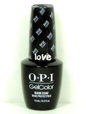 OPI GelColor Brand New Polish Soak Off UV/LED Base Coat Gel