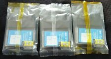 3 Cyan Ink Cartridges for Brother Printers B-LC11/16/38/61/65/67/980/990/1100