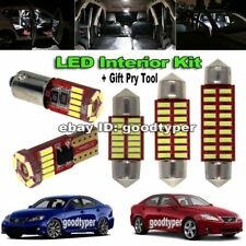 10x White LED Lights Interior Package Kit Fit 06-13 Lexus IS250 & IS350 & IS-F