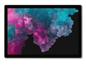 Microsoft Surface Pro 6 tablet Black - i5 8th Gen - 8GB Ram 256 GB - WIN 10