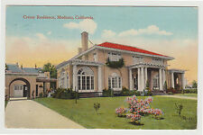 1916 Cressy Residence, Modesto, CA, California