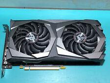 MSI GeForce GTX 1650 GDDR5 4gb Graphics Card Hardly used