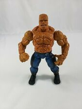 "Marvels 2006 Fantastic 4 - Thing 6"" Talking Action Figure Untested"