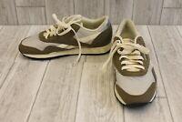 Reebok Classic Nylon DV5799 Athletic Shoes, Men's Size 8, Gray