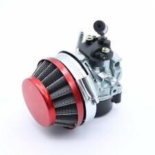 Racing Carburateur écrivez ou quoi Air Filtre Jets Assy 50cc - 80cc 2 Stroke Motorized Bike