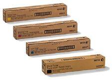 4 x Original Toner XEROX WC 7525 7530 7535 7545 7556 / 006R01513 -006R01516 SET