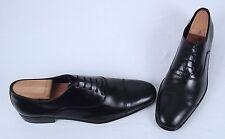 Salvatore Ferragamo 'Remigio' Oxford- Black Calf- Size 8 D  $590 (TB5)