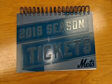 Mets Unused Ticket Stubs- 4/26/19 vs. Brewers-- All Games Available!